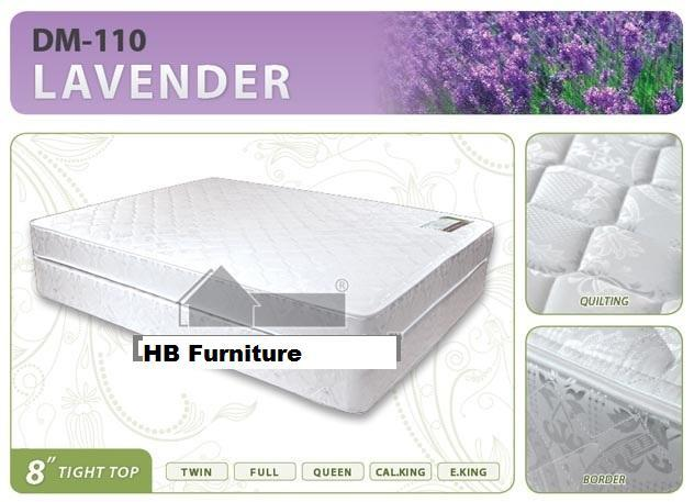 Lavender Queen Mattress Import Direct Furniture Expo Outlet