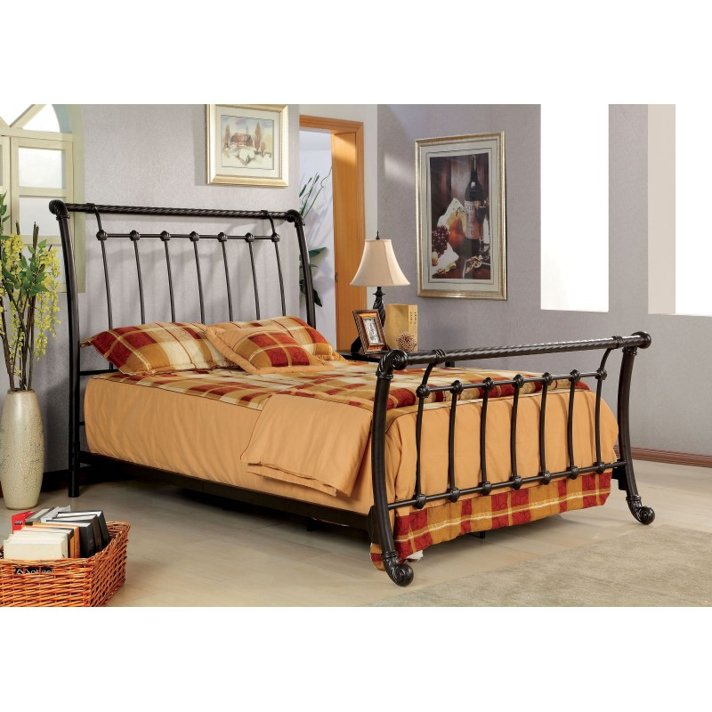Loures Full Bed By Furniture Of America Furniture Expo Outlet