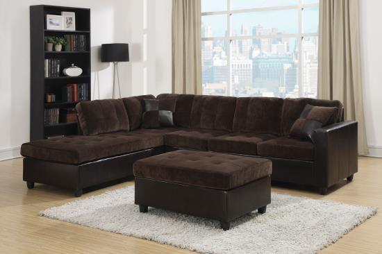 Mallory Sectional by Coaster