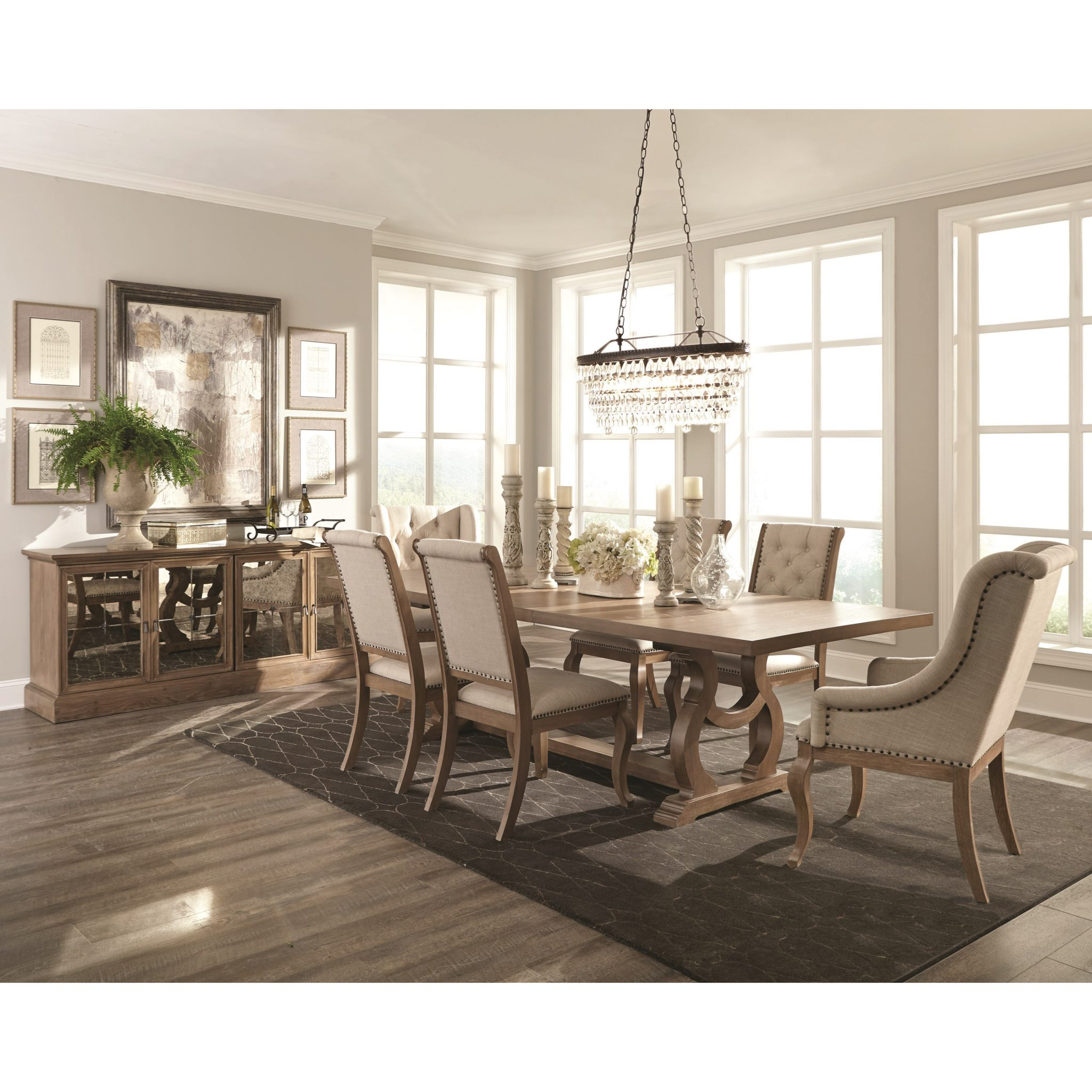 Glen cove set 5 pc by coaster furniture expo outlet for Dining room outlet reviews