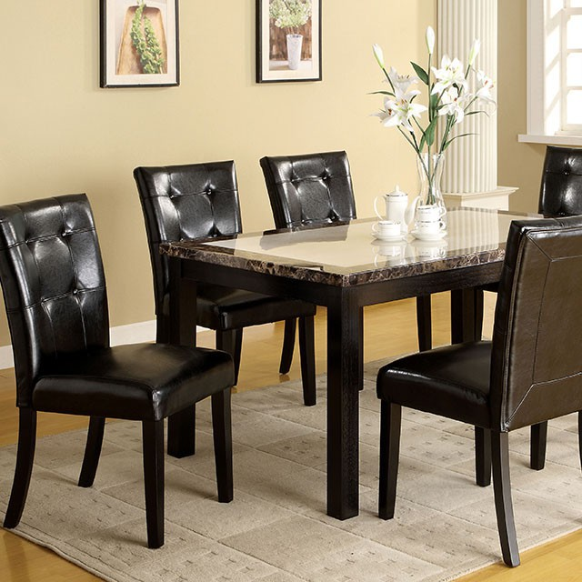 Atlas I Dining Table 5 Pcs Cm3188t 60 By Foa Furniture Expo Outlet